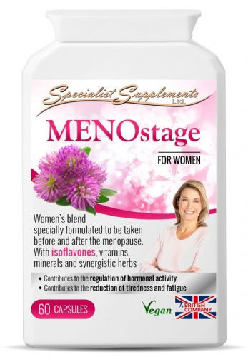 Menostage - Designed to Support Women's Hormonal Balance